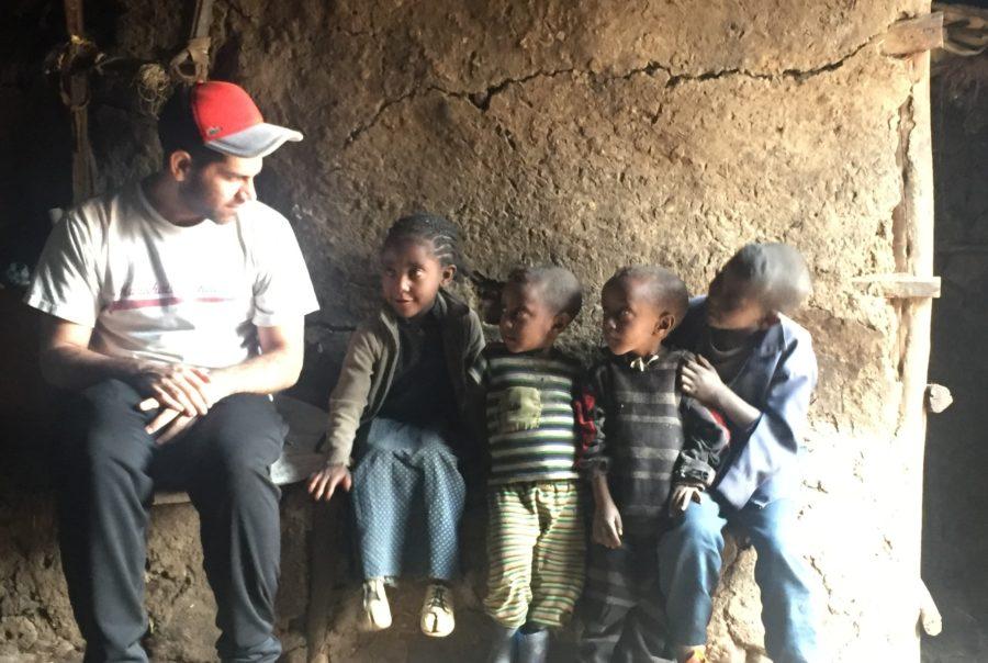 Dr Rishi Mediratta Ethiopia Global Health