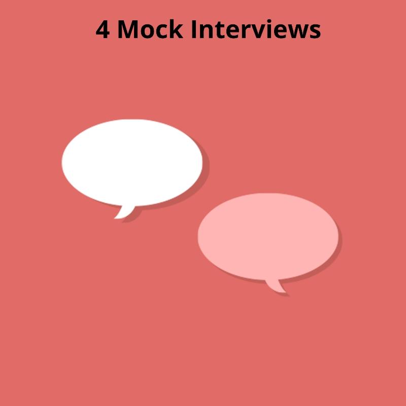 Cracking Med School Admissions - 4 Mock Medical School Interviews